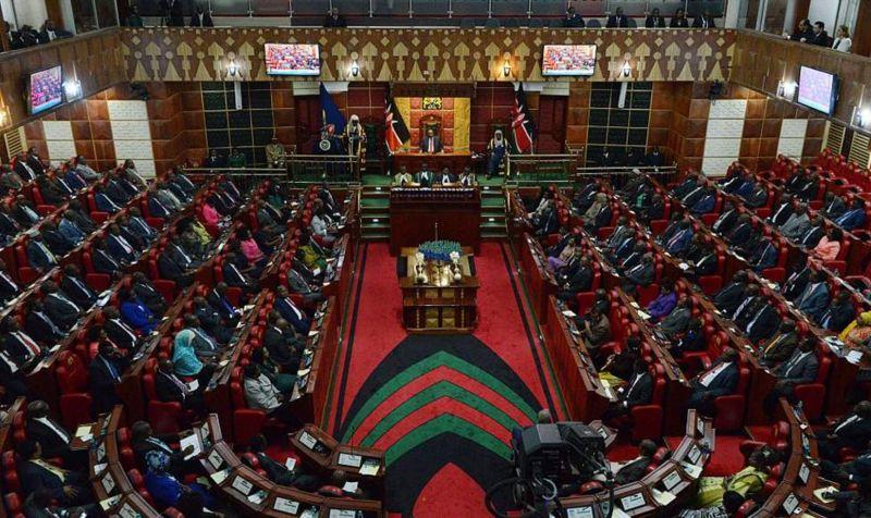 Les députés kenyans doivent rembourser une allocation de logement de 10 millions de dollars