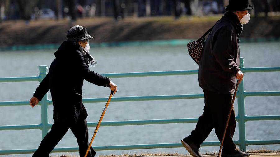 En Corée du Sud, le nombre de cas de coronavirus augmente à nouveau