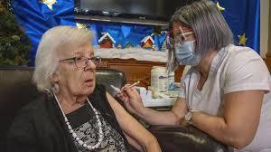 Covid-19: Le Canada commence sa campagne de vaccination en pleine deuxième vague