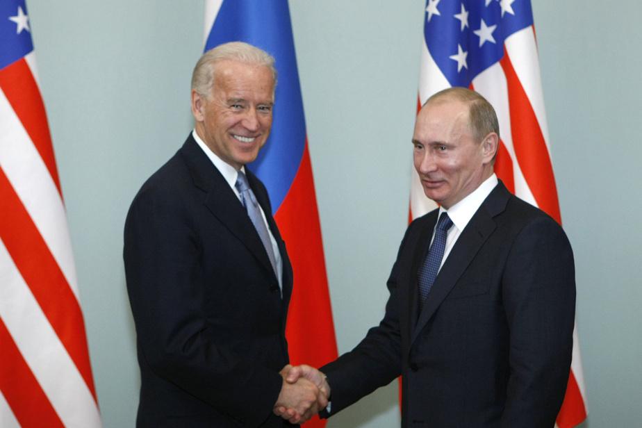 Vladimir Poutine félicite Joe Biden et se dit « prêt à une collaboration »