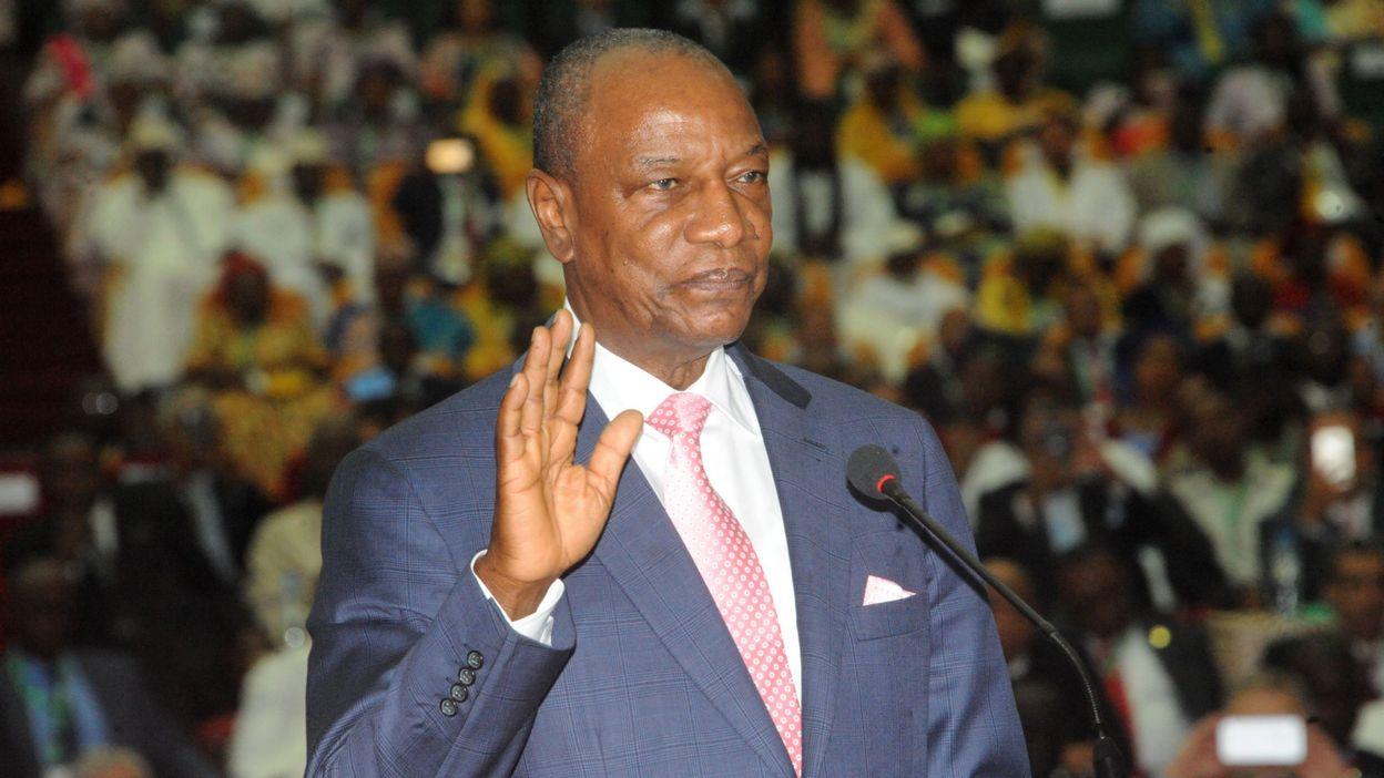 Guinée: 12 Chefs d'État ont assisté ce mardi au Palais Mohamed VI à la cérémonie d'investiture du Président Alpha Condé