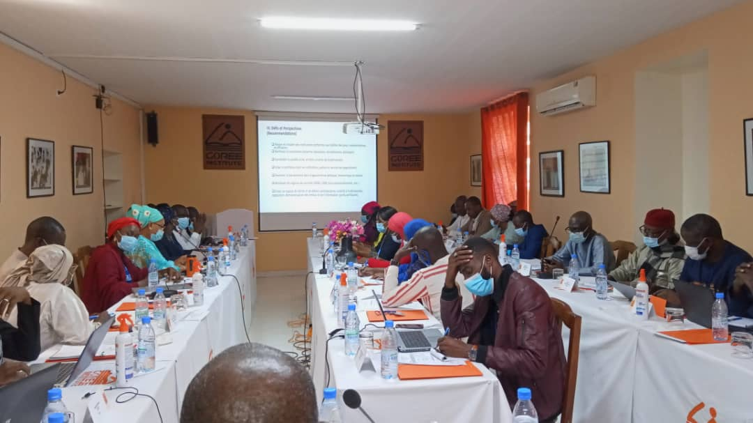 Rencontre régionale sur la stabilité démocratique de l'Afrique de l'Ouest: les mouvements de protestation des jeunes à la loupe