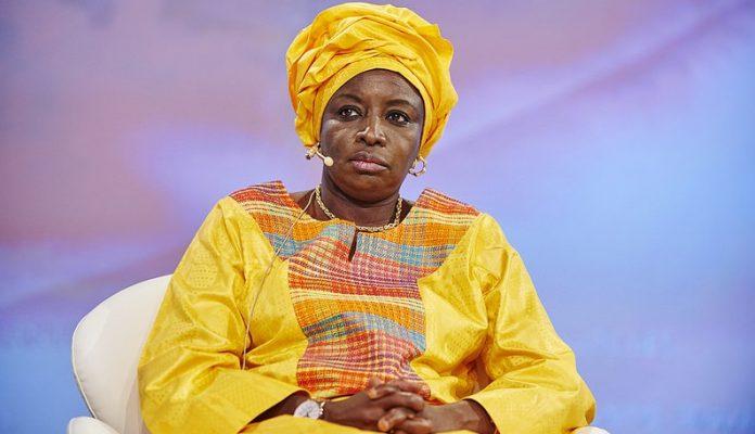 Conférence virtuelle du National Democratic Institute: Mimi Touré écarte clairement une 3e candidature de Macky Sall