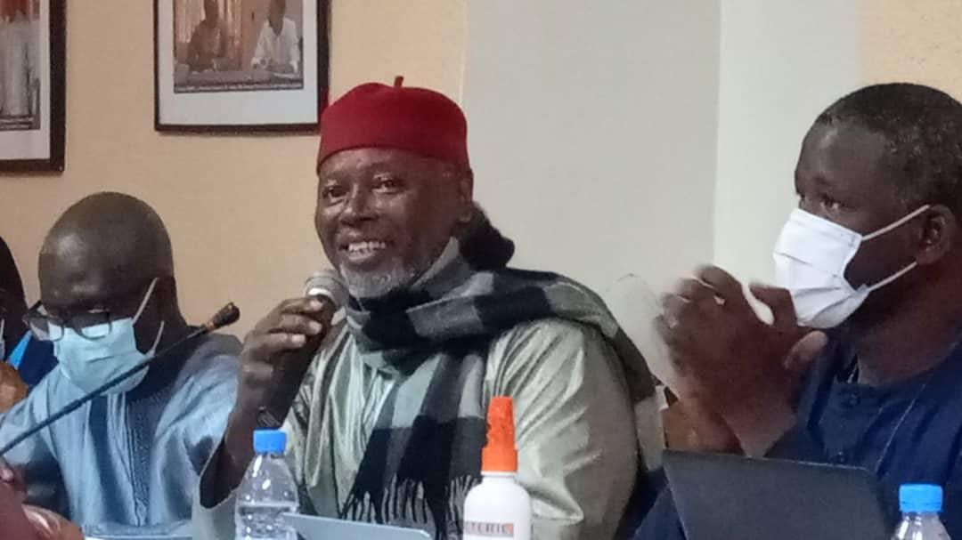 """Alioune Tine à la Rencontre régionale pour la stabilité de l'Afrique de l'Ouest: """"Nos institutions démocratiques sont toutes malades"""""""