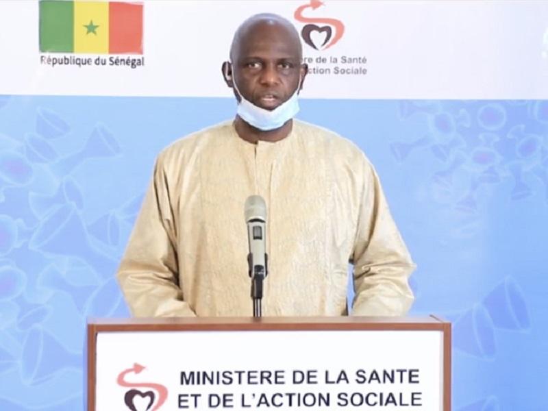 Mansour Faye alerte «  Si la hause des cas continue, c'est l'économie qui va s'arrêter »