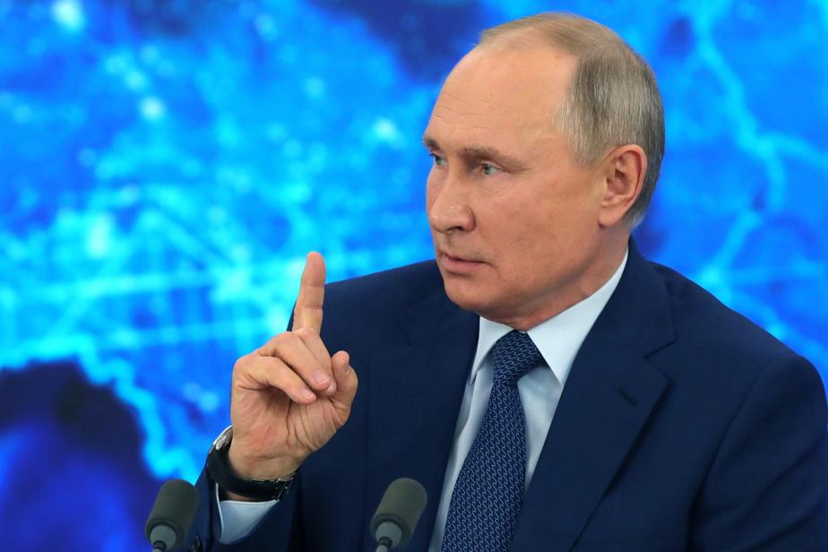 Si la Russie avait voulu empoisonner Navalny, il serait mort, dit Poutine