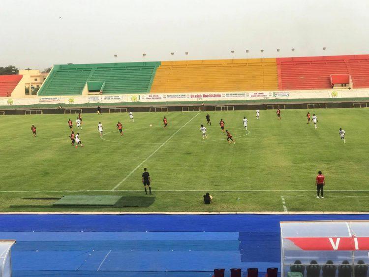 2e tour préliminaire Coupe CAF: le Jaraaf s'incline à Thiès face au FC San Pedro de Côte d'Ivoire (0-1)