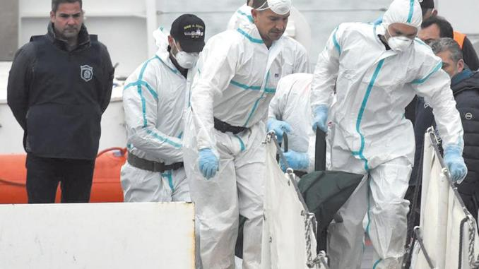 Vingt (20) cadavres de migrants subsahariens repêchés au large de la Tunisie
