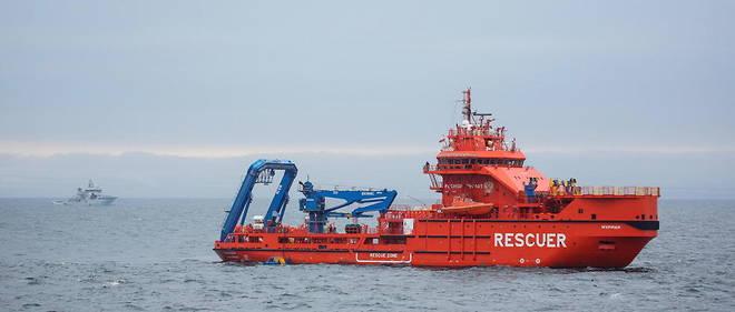 Mer de Barents: un navire de pêche russe sombre, 17 marins portés disparus