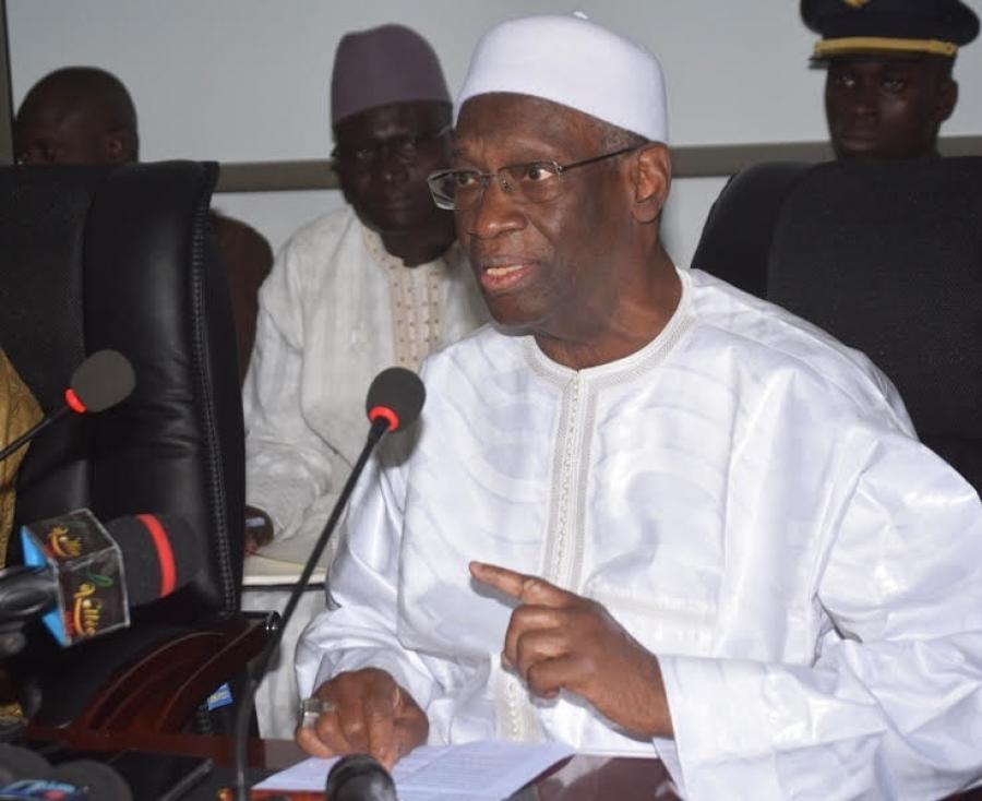 Décès du Général Mamadou Niang, ancien ministre de l'Intérieur et président du comité cellulaire du Dialogue politique