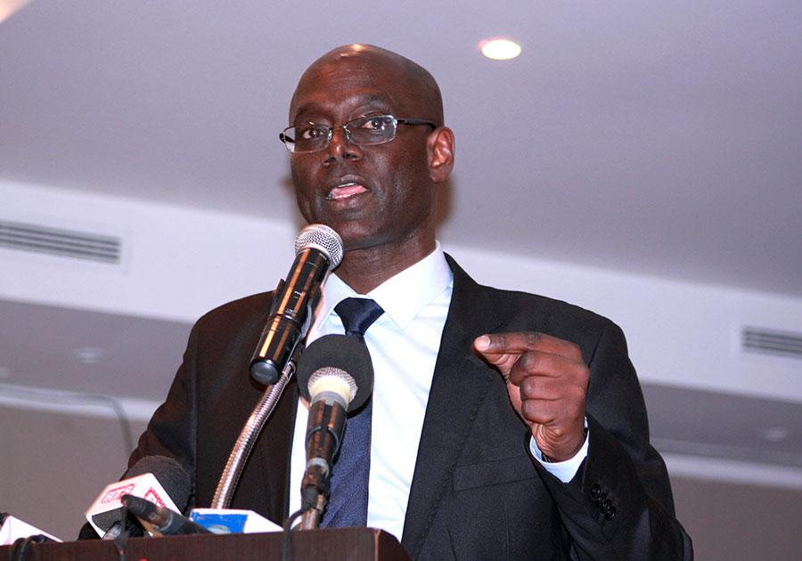 «Le Sénégal est entre des mains d'une petite mafia qui se partage tout», lâche Thierno Alassane Sall