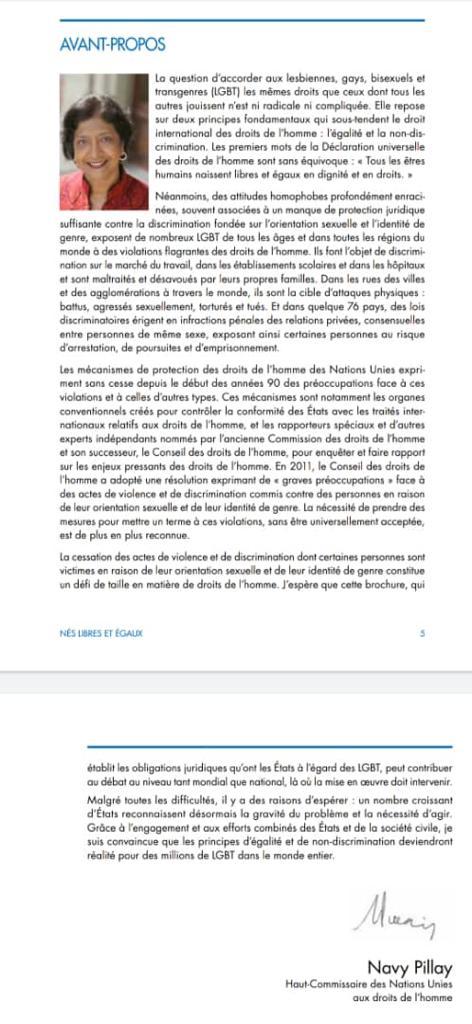 « LGBTISATION de l'enseignement au Sénégal »: les grandes lignes du document qui frustre les enseignants