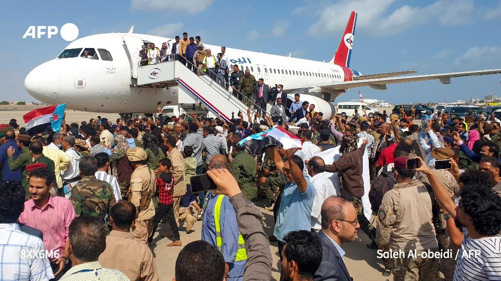 Yémen: explosions à l'aéroport d'Aden à l'arrivée du nouveau gouvernement d'union