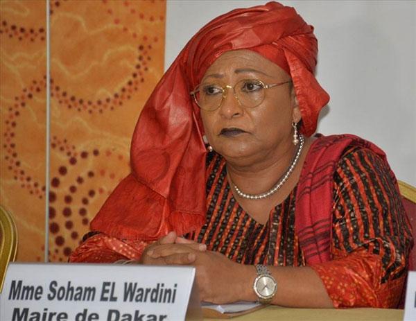 Soham El Wardini défie Macky Sall: «c'est à nous de décider du devenir de Dakar»