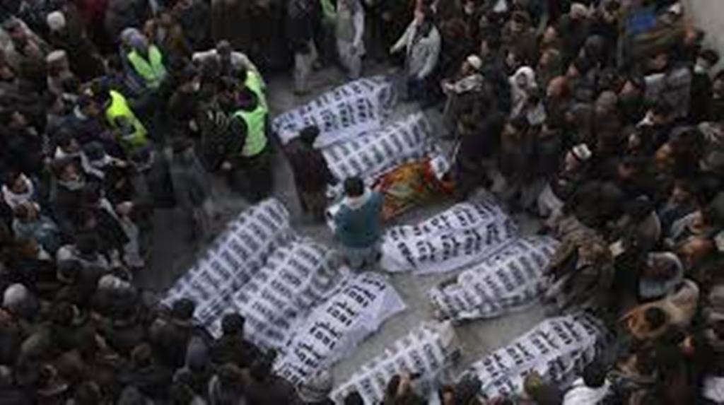 Pakistan: 11 Hazaras chiites tués par des hommes armés
