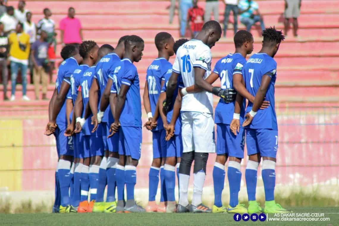 Sénégal - Ligue 1: Le Stade de Mbour et Dakar Sacré-Cœur se neutralisent