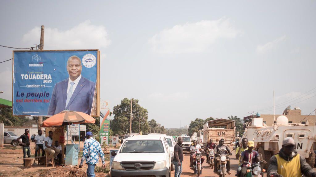 Centrafrique : dix candidats demandent l'annulation de la présidentielle