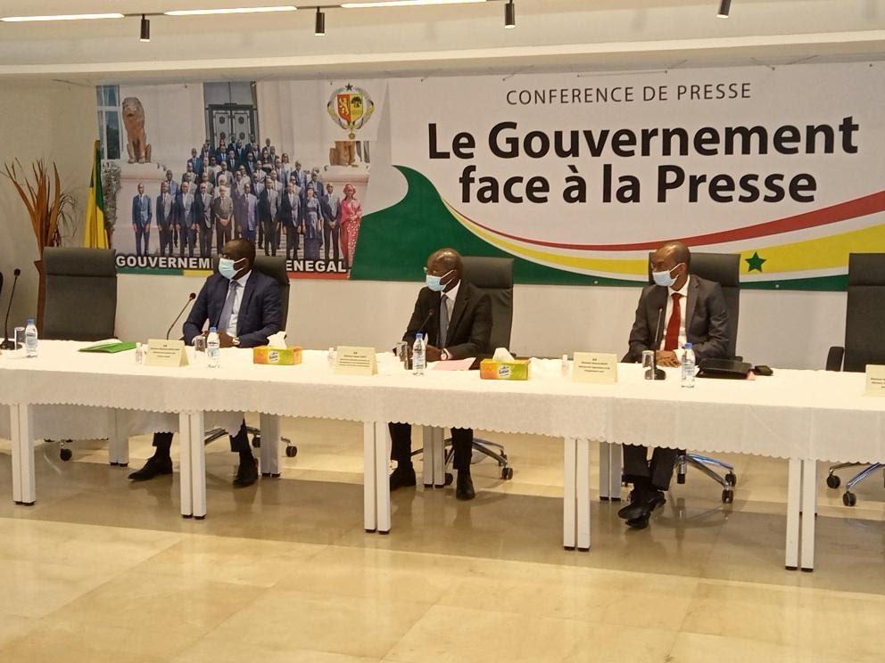 Troisième édition « Gouvernement Face à la presse » prévue ce jeudi