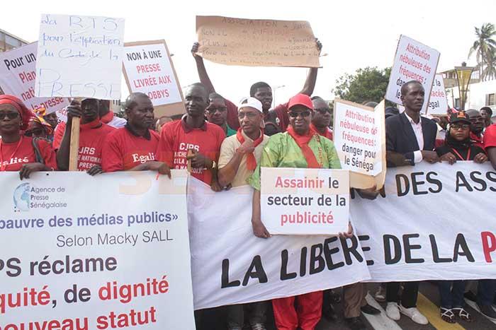 Entrée en vigueur du Code de la presse au Sénégal : RSF demande des amendements