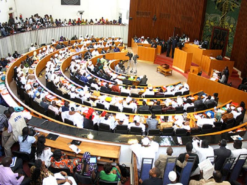 Modification de la loi 69-29 : l'Assemblée nationale vote le texte avec 42 voix