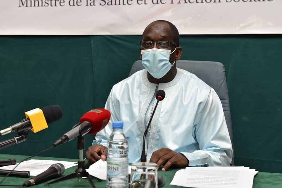 Vaccin contre Covid-19: Diouf Sarr se rectifie sur les 200 mille doses de la Chine
