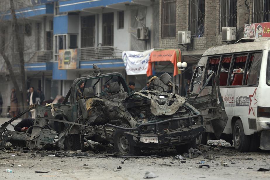 Afghanistan: deux policiers ont été tués dans une explosion à Kaboul