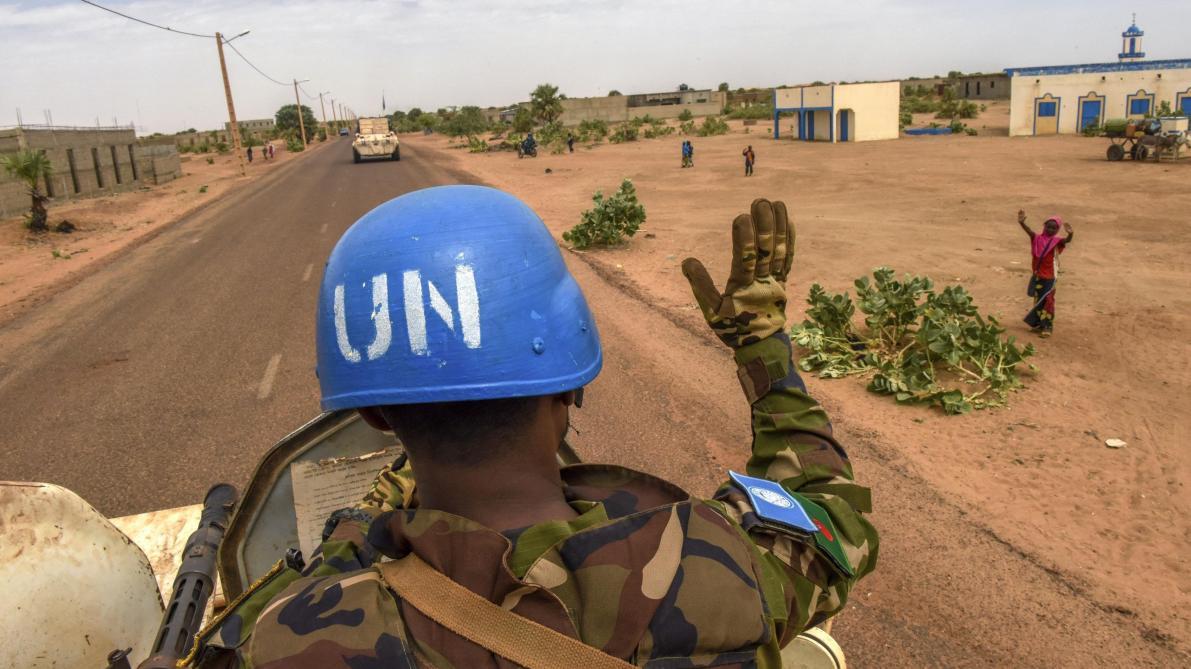 Mali:  Un Casque bleu décède suite à l'explosion d'une mine près de Tessalit