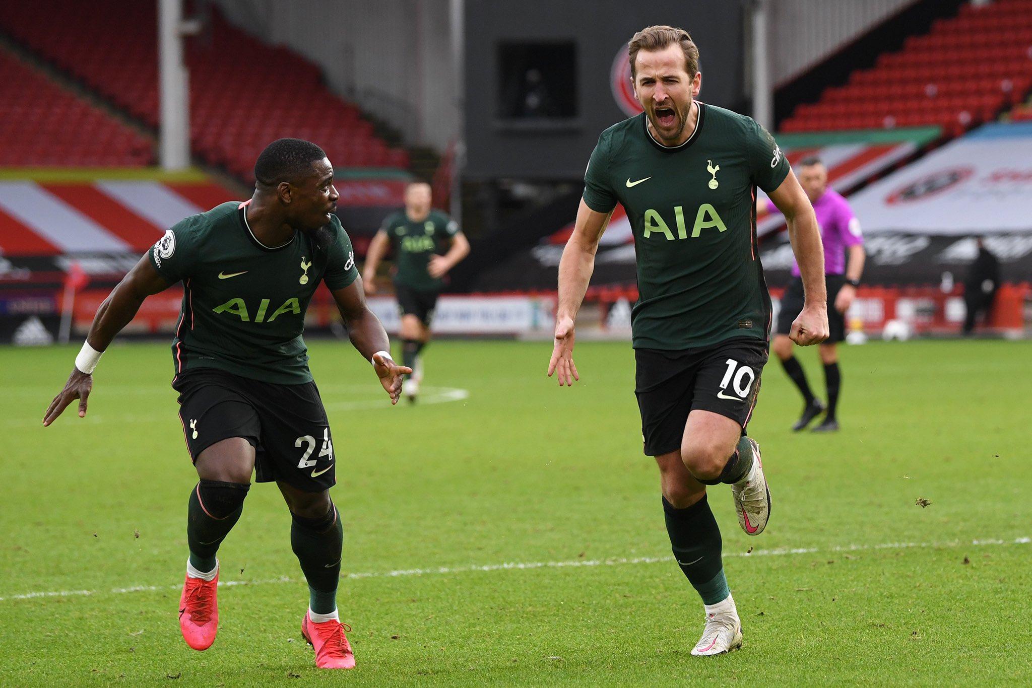 Premier League: Tottenham revient à hauteur de Liverpool