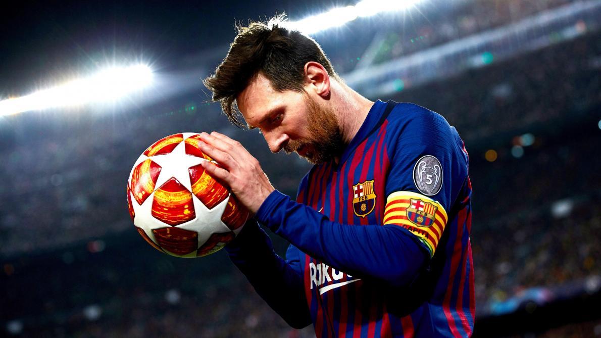 Espagne: Lionel Messi suspendu pour deux matches