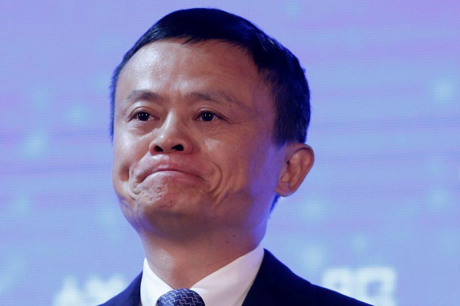 Jack Ma, le patron d'Alibaba réapparaît dans une vidéo