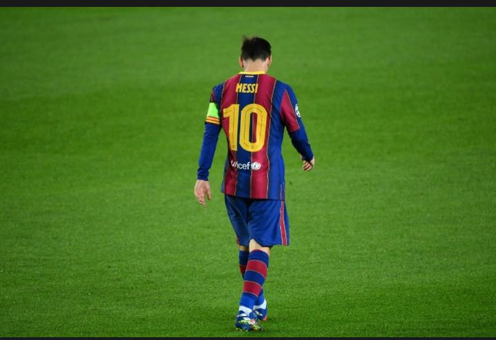 Le Barça très en colère contre le PSG pour Messi