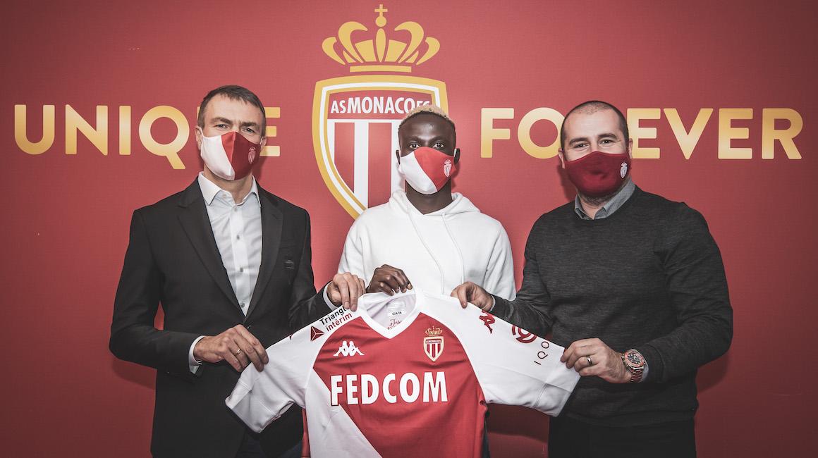 As Monaco: Krépin Diatta ne cache pas sa joie de débuter cette nouvelle aventure en Ligue 1