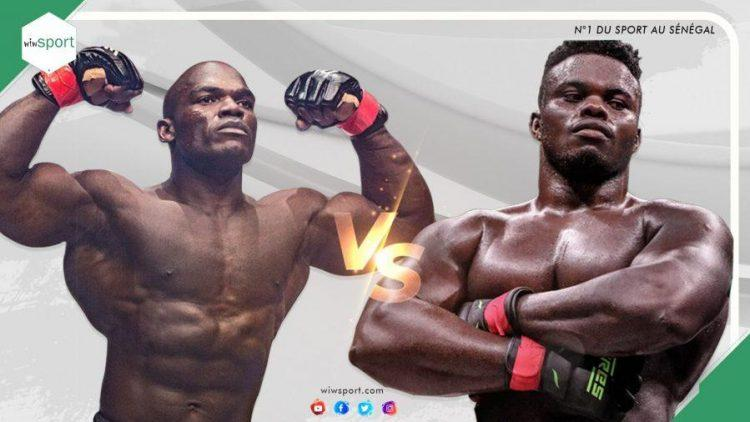 Boxe MMA: Reug Reug met KO le Camerounais Alain Ngalani après 5 minutes !