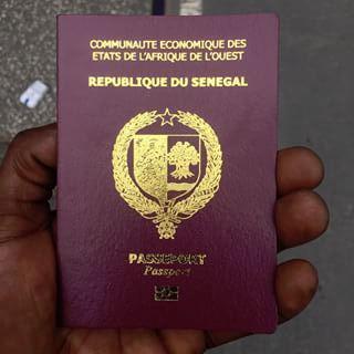 Classement Henley Passeport 2021: le Sénégal 87e avec seulement 56 pays sans visa préalable
