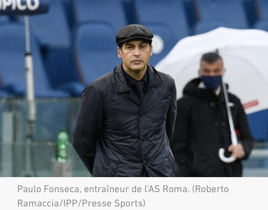 Défaite de la Roma 3-0 sur tapis vert pour avoir fait 6 changements contre La Spezia