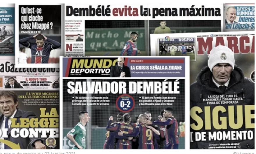Deux stars à prix 0 proposées au Barça, un Real Madrid décimé au bord du gouffre