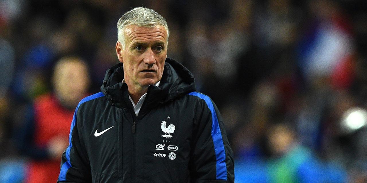 Équipe de France: Deschamps souhaite «évidemment» que Zidane lui succède