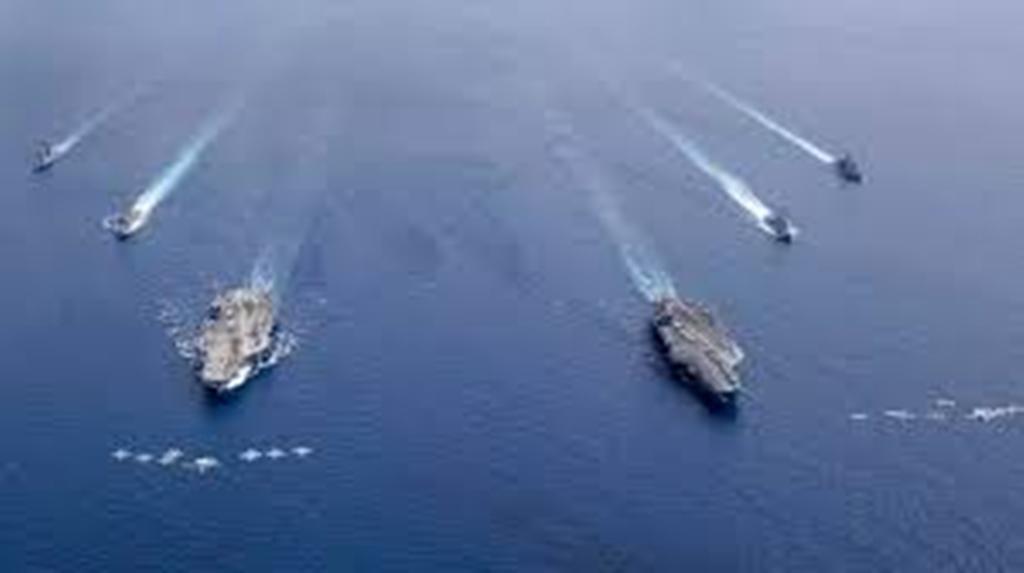 Américains et Chinois face à face en Mer de Chine