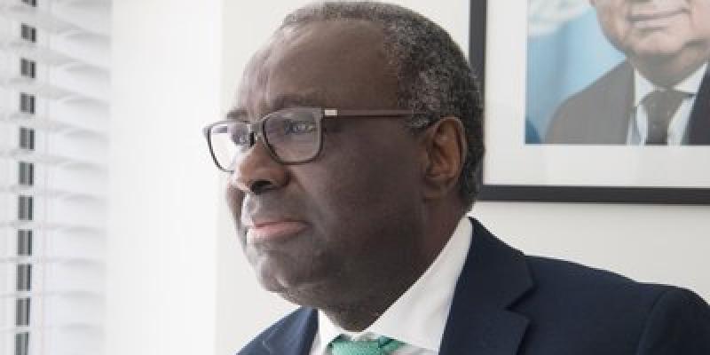 Le Sénégalais Kassim Diagne nommé numéro 2 de l'ONU au Congo