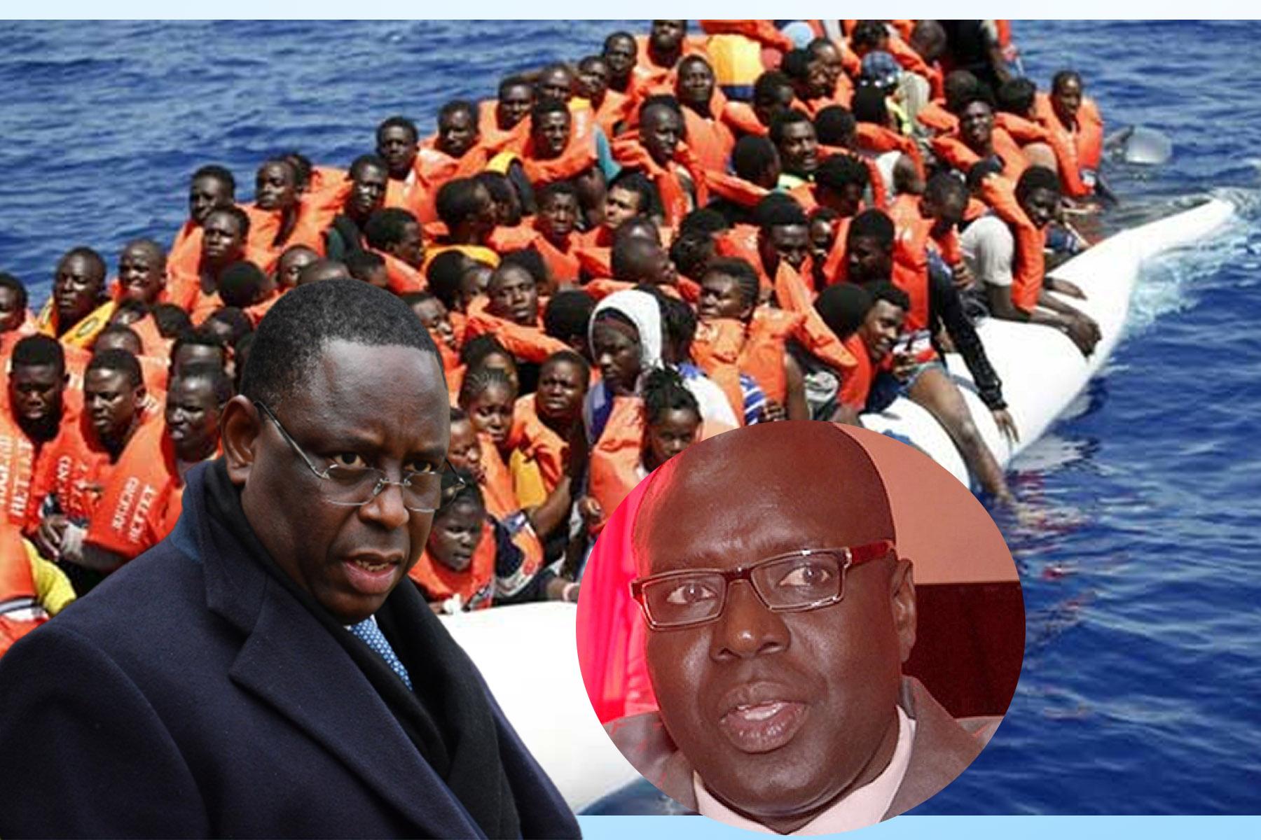 Fonds injectés dans des projets migratoires: Macky Sall demande des comptes à son Gouvernement