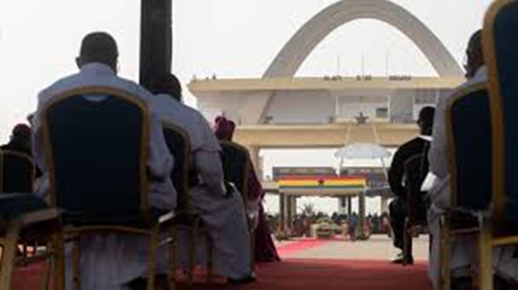 Ghana: l'ancien président Jerry Rawlings enterré avec les honneurs