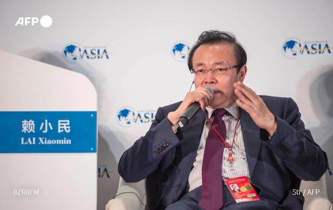 Chine: l'ancien patron Lai Xiaomin condamné pour corruption a été exécuté