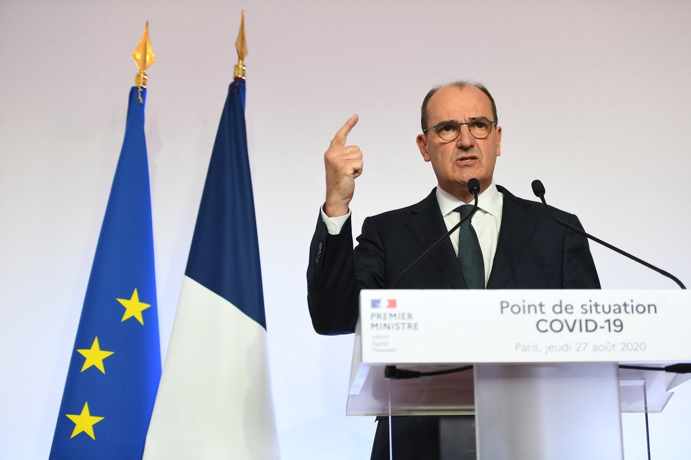 Covid-19: la France ferme ses frontières aux pays extérieurs à l'UE