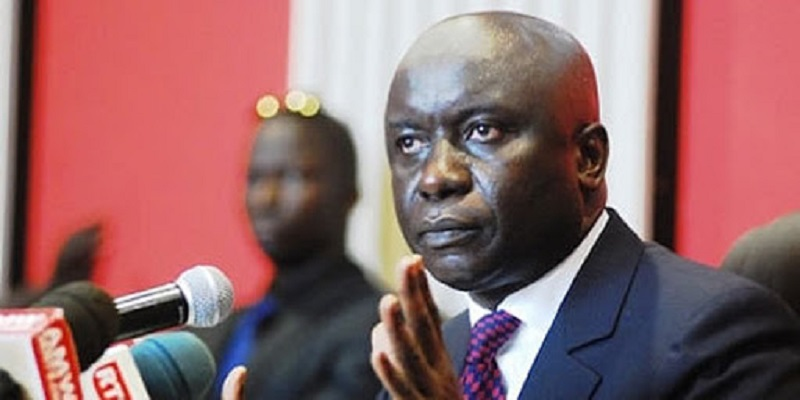 Idrissa Seck a effectué sa déclaration de patrimoine à l'Ofnac