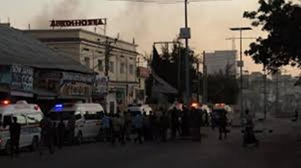 Somalie: attaque meurtrière des shebabs contre un hôtel de Mogadiscio