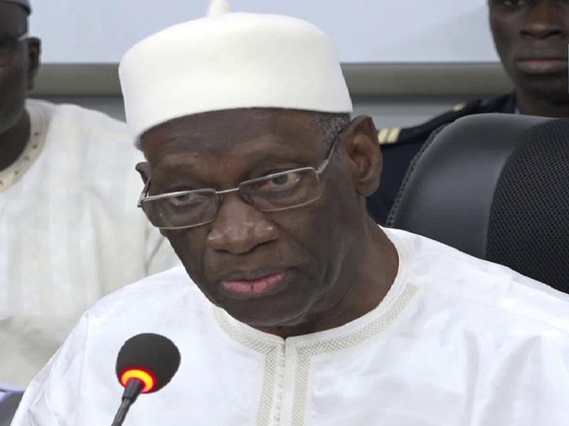 Dialogue national : la commission politique démarre les travaux pour le remplacement le Général Mamadou Niang