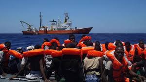 121 migrants secourus au large de la Libye par SOS Méditerranée
