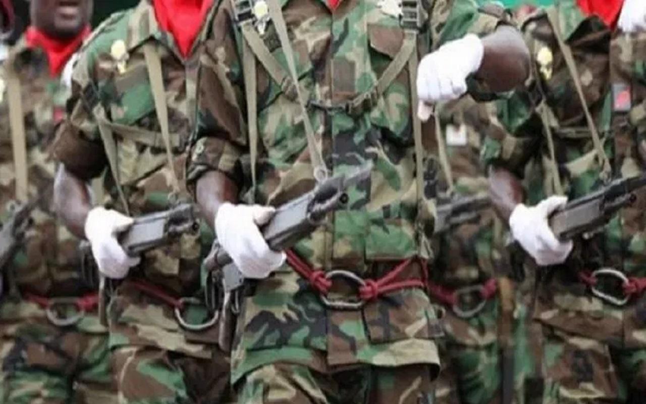 Togo: 344  militaires radiés de l'armée