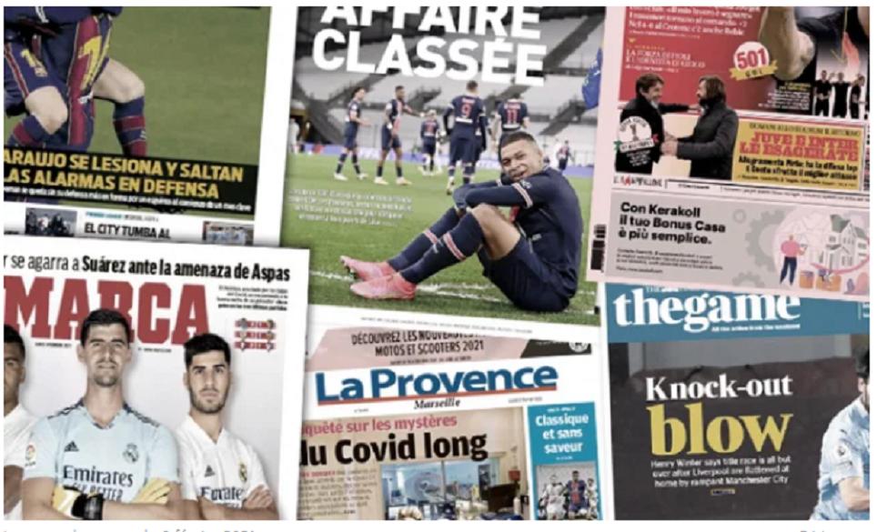 La nouvelle masterclass de Messi rend folle la Catalogne, Alisson se faire détruire par toute la presse anglaise
