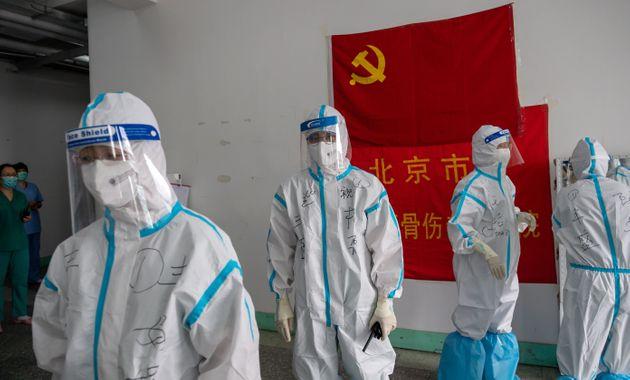 Covid-19: l'équipe d'experts de l'OMS envoyée en Chine donnera une conférence de presse ce mardi